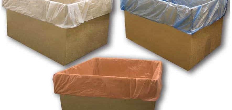 poly carton liners box liner